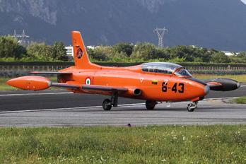 I-RVEG - Private Aermacchi MB-326E
