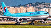 HL8227 - Korean Air Airbus A330-200 aircraft
