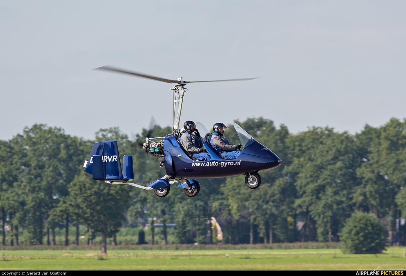 Autogyroschool Amersfoort D-MRVR aircraft at Deventer - Teuge
