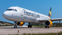 OY-TCH - Thomas Cook Scandinavia Airbus A321 aircraft