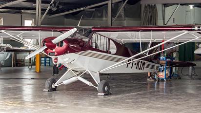 PT-KIM - Private Piper PA-18 Super Cub
