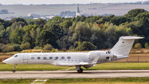 025 - Sweden - Air Force Gulfstream Aerospace G-V, G-V-SP, G500, G550 aircraft