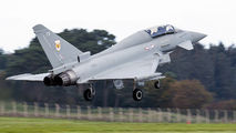 ZK382 - Royal Air Force Eurofighter Typhoon T.3 aircraft