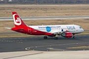 D-ABNB - Air Berlin Airbus A320 aircraft
