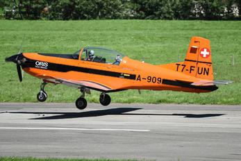 T7-FUN - Private Pilatus PC-7 I & II