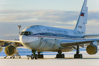 RA-96009 - Domodedovo Airlines Ilyushin Il-96