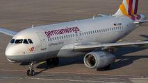 D-AGWV - Germanwings Airbus A319 aircraft
