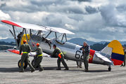 FAC62 - Colombia - Air Force Boeing Stearman, Kaydet (all models) aircraft