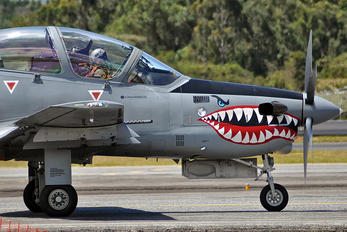 FAC3103 - Colombia - Air Force Embraer EMB-314 Super Tucano A-29A