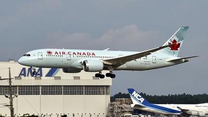 C-GHPY - Air Canada Boeing 787-8 Dreamliner