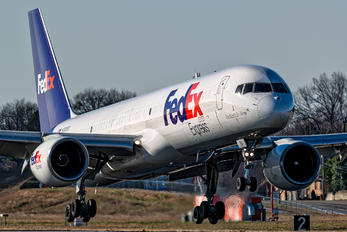 N783FD - FedEx Federal Express Boeing 757-200F