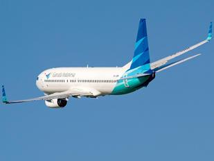 PK-GNM - Garuda Indonesia Boeing 737-800