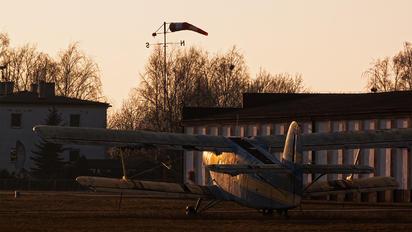 SP-WP - Aeroclub of Poland Antonov An-2