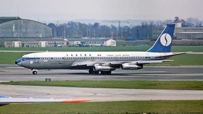 OO-SJH - Sabena Boeing 707-300