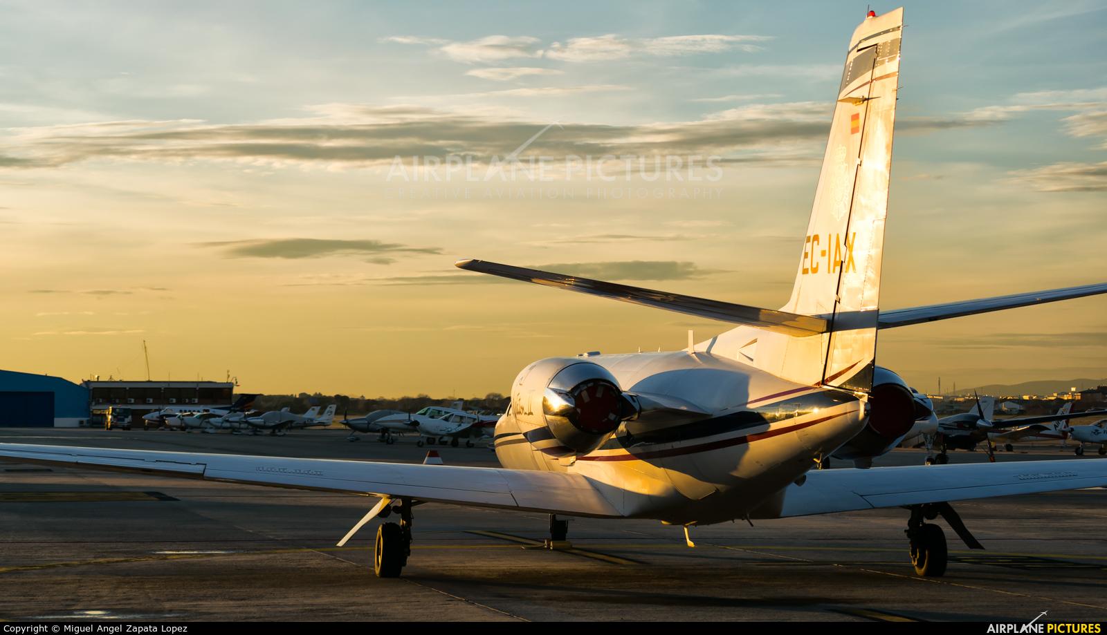 Spain - Police EC-IAX aircraft at Madrid - Cuatro Vientos