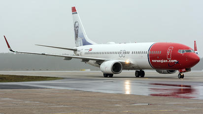 LN-NOO - Norwegian Air Shuttle Boeing 737-800