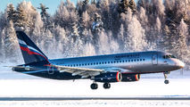 RA-89044 - Aeroflot Sukhoi Superjet 100 aircraft