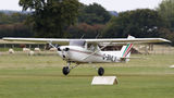 Private Cessna 150 G-BMLX at Lashenden / Headcorn airport
