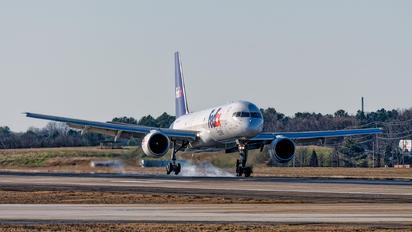N785FD - FedEx Federal Express Boeing 757-200F