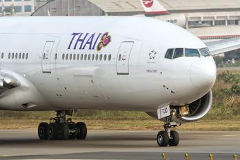 HS-TJC - Thai Airways Boeing 777-200
