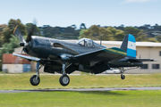 VH-III - Private Vought F4U Corsair aircraft