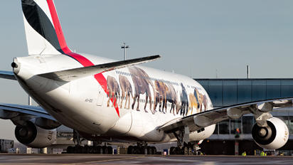 A6-EEI - Emirates Airlines Airbus A380