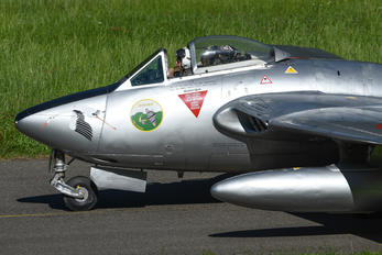 HB-RVN - Private de Havilland DH.100 Vampire FB.6