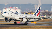 F-GRXD - Air France Airbus A319 aircraft