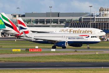 G-EUYP - British Airways Airbus A320