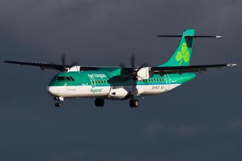 EI-FCY - Aer Lingus ATR 72 (all models)