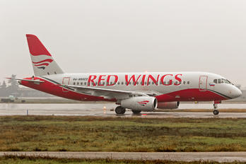 RA-89002 - Red Wings Sukhoi Superjet 100