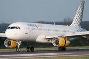 EC-MJB - Vueling Airlines Airbus A320 aircraft