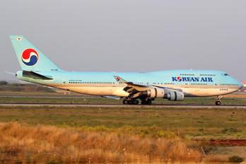 HL7498 - Korean Air Boeing 747-400