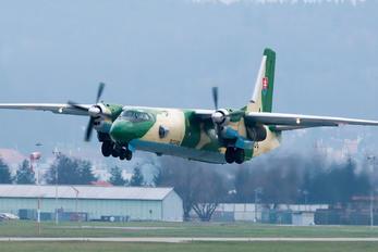 2506 - Slovakia -  Air Force Antonov An-26 (all models)
