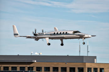 N514RS - Private Beechcraft 2000 Starship