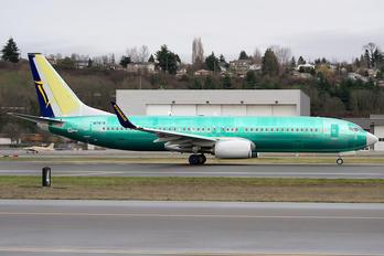 N1787B - Ryanair Boeing 737-800