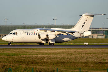 EI-RJH - Air France - Cityjet British Aerospace BAe 146-200/Avro RJ85