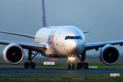 N885FD - FedEx Federal Express Boeing 777F aircraft