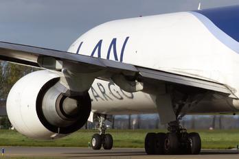 N774LA - LAN Cargo Boeing 777F