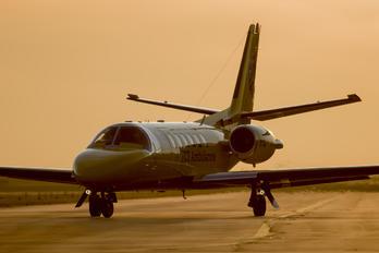 HB-VMX - TCS Air Ambulance Cessna 550 Citation Bravo