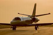HB-VMX - TCS Air Ambulance Cessna 550 Citation Bravo aircraft