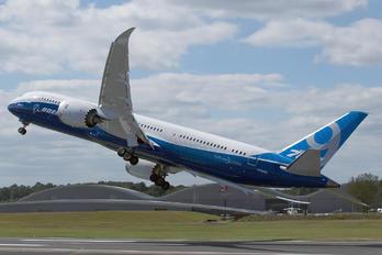 N789EX - Boeing Company Boeing 787-9 Dreamliner