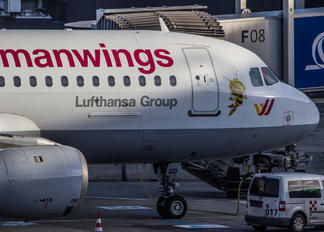 D-AIQD - Germanwings Airbus A320