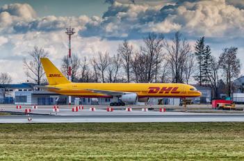 D-BIKO - DHL Cargo Boeing 757-200F
