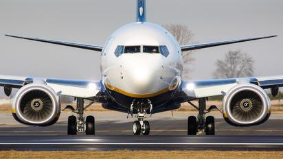 EI-FOH - Ryanair Boeing 737-800