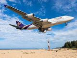 HS-TGB - Thai Airways Boeing 747-400 aircraft