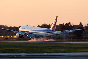 JA717A - ANA - All Nippon Airways Boeing 777-200ER