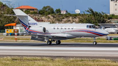 N333PC - Private Raytheon Hawker 800XP
