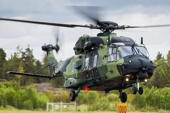 NH-213 - Finland - Army NH Industries NH-90 TTH