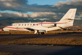 XA-CIA - Private Cessna 680 Sovereign